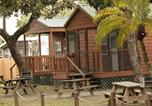Villages vacances Key Biscayne - Miami Everglades Camping Resort Studio Lodge 11-2