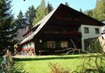 Hôtel Obdach - Almgasthof Judenburger Hütte-1