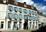 Hôtel Corbigny - Hostellerie de la Poste - Les Collectionneurs-2