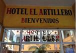 Hôtel Uruapan - Hotel El Artillero-2