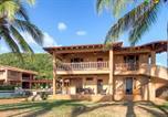 Location vacances Lázaro Cárdenas - Villa 10 on Troncones Beach-4