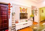 Location vacances Wuhan - Yasi Apartment Hubu Alley-1