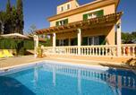 Location vacances Cala Millor - Holiday Home Casa Aurora-4