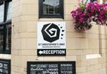 Hôtel Islington - St Christopher's Inn Camden-3