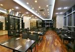 Hôtel Incheon - Central Plaza Hotel - Incheon Cityhall-1
