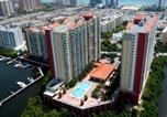 Location vacances North Miami Beach - Sunny Isles 2/2 Apartment-2