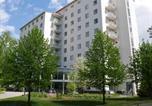 Hôtel Kouvola - Huoneistohotelli Valo-2
