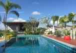Villages vacances Hat Yai - Baanwaan Resort-2