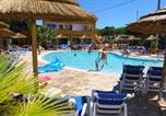 Camping avec WIFI Bandol - Camping International-4