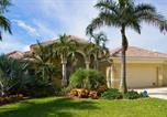 Location vacances Fort Myers - Sw 48th Terrace Four-Bedroom Villa 717-1