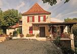 Location vacances Coux-et-Bigaroque - Villa in Siorac en Perigord-1