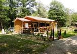 Camping avec Site nature Moncrabeau - Domaine les Lacs d'Armagnac-4