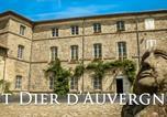 Hôtel Saint-Dier-d'Auvergne - Maison Fernandes &quote;Chez Mamy&quote;-4