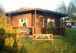 Location vacances Rothbury - Fram Park Log Cabins-1