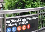 Location vacances New York - Central Park Adjacent Luxury City Views Sleeps 1-4-3