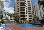 Villages vacances Surfers Paradise - Aloha Apartments-1