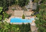 Camping avec Site nature Mende - Camping Le Capelan-1