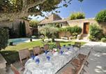 Location vacances Lagnes - Villa in Cabrieres D Avignon-3