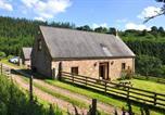 Hôtel Crucorney - Barn at Hall Farm-4