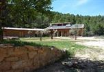 Location vacances Horta de Sant Joan - Mas la Llum-4