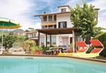 Location vacances Massarosa - Two-Bedroom Holiday home Massarosa Lu with an Outdoor Swimming Pool 04-1