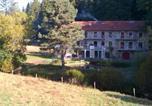 Hôtel Chambon-sur-Dolore - Ozanes-4