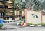 Location vacances Batu Caves - Putra Villa Short Stay Apartment Kl-1