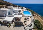 Location vacances Ποσειδωνια - Blueros Luxury Villa-3