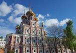 Hôtel Russie - Podvorye Hostel-3