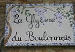 Hôtel Wirwignes - La Glycine du Boulonnais-3
