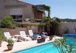 Location vacances Alleins - Villa des Hauts Cazan-4
