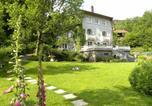 Hôtel Danjoutin - Chambre d'hôtes Villa du Lac-4
