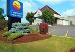 Hôtel Syracuse - Comfort Inn & Suites Airport Syracuse-2