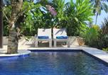 Location vacances Selemadeg - Bonian Surf Villa at Balian Beach-2