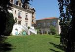Hôtel Saint-Maurice-de-Lignon - Chateau de Chazelles - Haute Loire-1