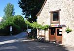 Camping avec Piscine Le Monastère - Camping de la Bourgnatelle-4