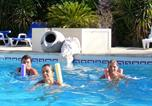 Camping  Acceptant les animaux Agde - Camping Le Rochelongue-3