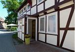 Hôtel Dömitz - Hexenhaus Rosmarien-1