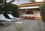 Location vacances Saint-Tropez - Maison Avenue Foch-4