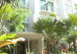 Hôtel Khlong Maha Nak - P.K. Garden Home-1