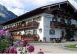 Location vacances Ramsau bei Berchtesgaden - Gästehaus Hinterponholz-4