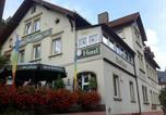 Location vacances Bischofsgrün - Gasthof Drei Linden-1