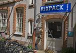 Hôtel Allemagne - Rixpack Hostel Neukölln-2