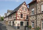 Hôtel Lahr - Alte Weinstube Burg Eltz-1