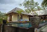 Villages vacances Tampaksiring - Villa Junjungan Resort Pool & Spa-1