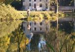 Hôtel Heudicourt-sous-les-Côtes - Lodge hôtel Domaine de Sommedieue-2