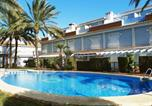 Location vacances els Poblets - Holiday home Urb. Villas Alfar I Els Poblets-4
