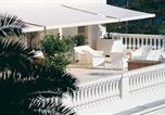 Hôtel 5 étoiles Eze - Hotel Cap Estel-1