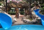 Location vacances Melaka - Mahkota Hotel Family Apartment-3