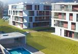 Location vacances Gmunden - Apartment Parkvilla Traunsee-3